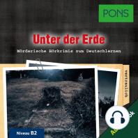 PONS Hörkrimi Deutsch als Fremdsprache