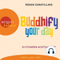 Buddhify Your Day (Ungekürzte Lesung)