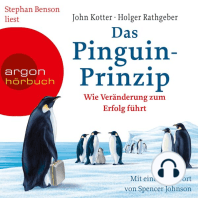 Das Pinguin-Prinzip - Wie Veränderung zum Erfolg führt (Autorisierte Lesefassung)