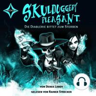 Skulduggery Pleasant, Folge 3
