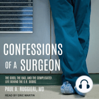 Confessions of a Surgeon