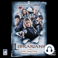 The Librarians and the Mother Goose Chase