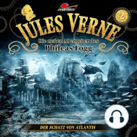 Jules Verne, Die neue Abenteuer des Phileas Fogg, Folge 2