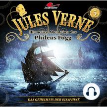 Jules Verne, Die neuen Abenteuer des Phileas Fogg, Folge 5: Das Geheimnis der Eissphinx