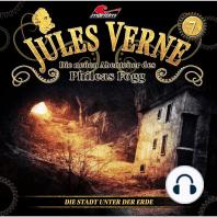 Jules Verne, Die neuen Abenteuer des Phileas Fogg, Folge 7