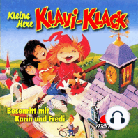 Kleine Hexe Klavi-Klack, Folge 2