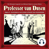 Professor van Dusen, Die neuen Fälle, Fall 7