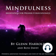 Mindfulness Meditation for Higher Consciousness