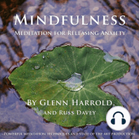 Mindfulness Meditation for Releasing Anxiety