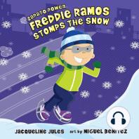 Freddie Ramos Stomps the Snow
