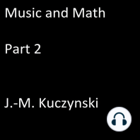 Music and Math, Part 2
