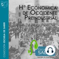Historia económica de Occidente