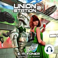 Alien Night on Union Station