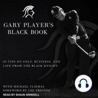 Gary Player's Black Book