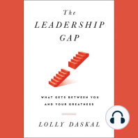 The Leadership Gap