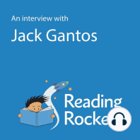 An Interview With Jack Gantos