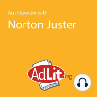 An Interview with Norton Juster for AdLit.org