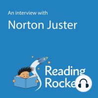 An Interview with Norton Juster for ReadingRockets.org