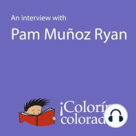 An Interview With Pam Muñoz Ryan