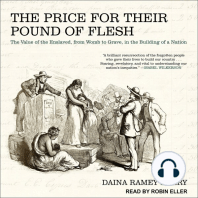The Price for Their Pound of Flesh