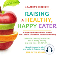 Raising a Healthy, Happy Eater