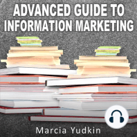 Advanced Guide to Information Marketing