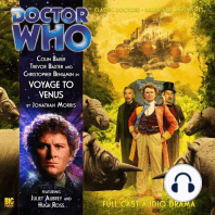 Doctor Who: Voyage to Venus: Jago & Litefoot