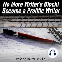 No More Writer's Block!