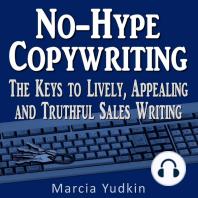 No-Hype Copywriting