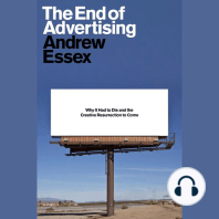 The End of Advertising