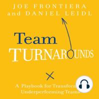 Team Turnarounds