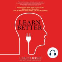 Learn Better
