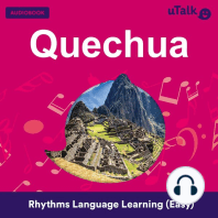 uTalk Quechua
