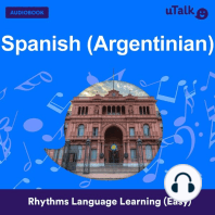 uTalk Spanish (Argentinian)