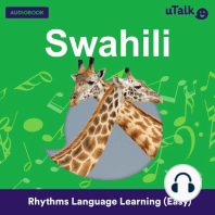 uTalk Swahili