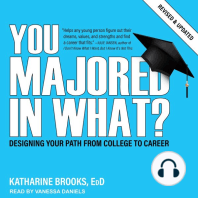 You Majored In What?