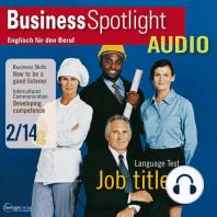 Business-Englisch lernen Audio - Gut und richtig zuhören