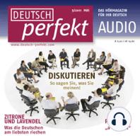 Deutsch lernen Audio - Diskutieren