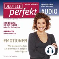 Deutsch lernen Audio - Emotionen