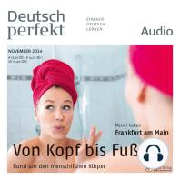 Deutsch lernen Audio - Rund um den menschlichen Körper