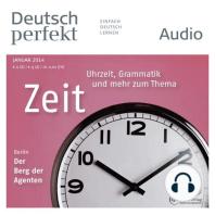 Deutsch lernen Audio - Zeit