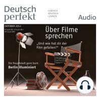 Deutsch lernen Audio - Über Filme sprechen