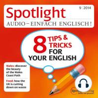 Englisch lernen Audio - 8 Tipps und Tricks für Ihr Englisch