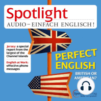 Englisch lernen Audio - Britisch oder Amerikanisch?