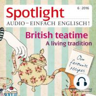 Englisch lernen Audio - Der Nachmittagstee