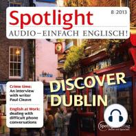 Englisch lernen Audio - Dublin entdecken