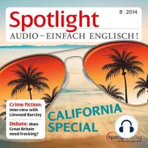 Englisch lernen Audio - Kalifornien: Spotlight Audio 8/14 - California Special