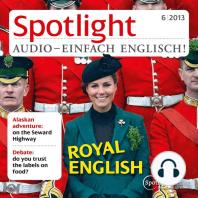 Englisch lernen Audio - Königliches Englisch