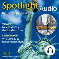 Englisch lernen Audio - New York City