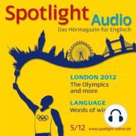 Englisch lernen Audio - Olympiastadt London